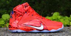 Nike LeBron XII 12 USA 684593-616 (1)