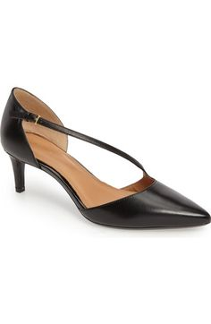 Calvin Klein Page Pointy Toe Pump (Women) available at #Nordstrom
