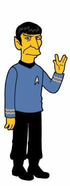 Spock Star Trek Original series