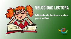 Método de lectura veloz para niños. Fichas para trabajar