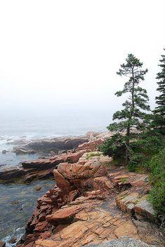 Acadia National Park, Maine USA