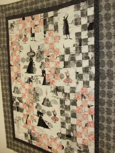 I saw this quilt in a shop and realllllllly wanted it...i think i might get it now :D