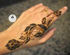 Kashee's Mehndi Designs, Latest Henna Designs, Finger Henna Designs, Arabic Henna Designs, Stylish Mehndi Designs, Mehndi Designs For Girls, Mehndi Designs For Beginners, Mehndi Design Photos, Simple Henna Art
