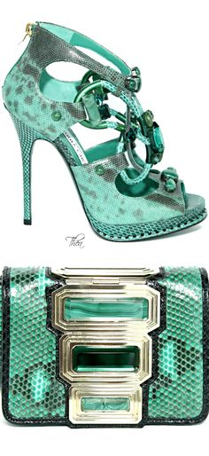 Jimmy Choo ● Resort 2015 • 1st time since being on Pinterest, did I think I would miss a house payment to have this shoe! •B•