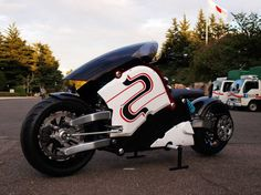 Sameera's Blog: Radical zecOO electric motorcycle headed for production