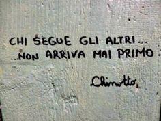 Star Walls - Scritte sui muri. — Meditate