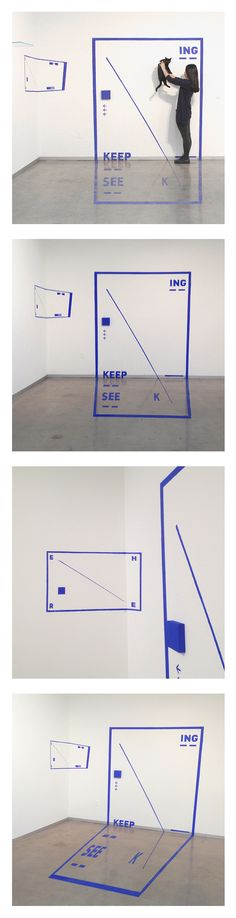 Keep See Seek-ING by Liyuan Tong