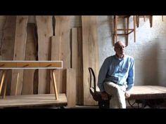 (114) Furniture Maker David Polivka Gifts His Studio To Matt Castilleja    YouTube