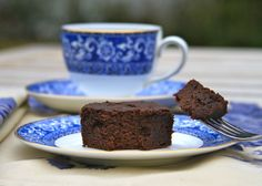 Chocolate Paleo Snack Cake - gluten, grain, nut, legume, dairy and refined sugar free.
