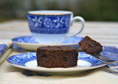 Chocolate Paleo Snack Cake - gluten, grain, nut, legume, dairy and refined sugar free.