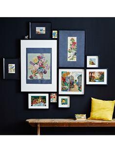 Gallery Wall: hübsche Malerei