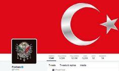 Twitter victime d'une vague de piratages pro-Erdogan. Une appli tierce en cause (Presse-citron)