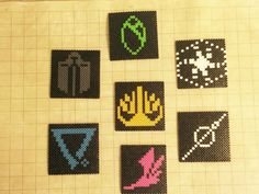 Image result for warframe cross stitch pattern
