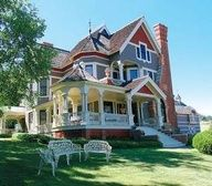Nunan House in Jacksonville, Oregon.  This historical town was always a favorite to go to.
