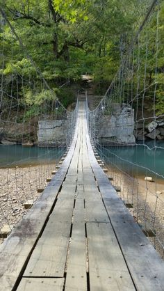 Swing 'n bridge on the Mulberry