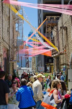 Gallery of From Dead Space to Public Place: How Improving Alleys Can Help Make Better Cities - 2