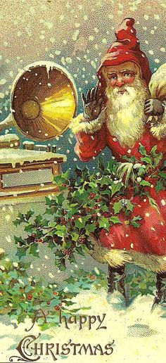 Antique St. Nicholas postcard                                                                                                                                                                                 More