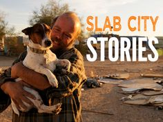 Julie is working on a documentary of Slab City, please help her reach her funding goal!