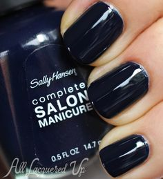 Prabal Gurung for Sally Hansen Fall 2013 Nail Polish Swatches and Review
