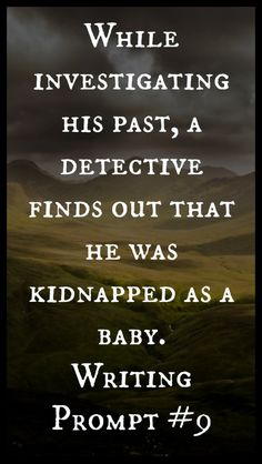 help writing crime fiction movies