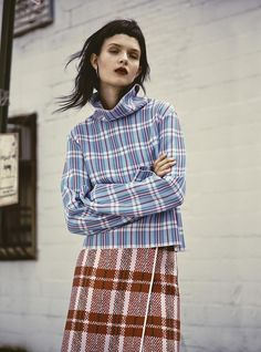 Josephine Skriver - Harper's Bazaar Latin America - Riot Girl