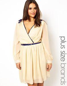 Little Mistress Wrap Dress http://picvpic.com/women-dresses-evening-formal-dresses/little-mistress-wrap-dress