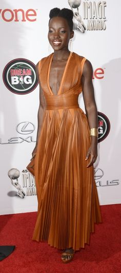 Every Single Flawless Look Lupita Nyong'o Wore This Awards Season