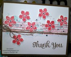 Gorgeous Grunge Thursday by JC Mickey - Cards and Paper Crafts at Splitcoaststampers