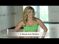 Arm Workout in 5 Minutes - YouTube