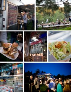 A little blog about food trucks at weddings and the trend