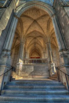 National Cathedral, Loving this one (Jerry Gavin again)