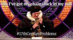 Stephen Fry - 17th Century Problems