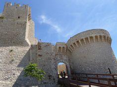 """""""Castello Angioino"""", I.S.Nicola, Tremiti Pugli Italia (Luglio)"""