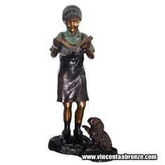 If you need child sculpture do not hesitate to contact Vincentaa at info@vincentaabronze.com Welcome to visit Vincentaa online gallery   www.vincentaabronze.com/gallery