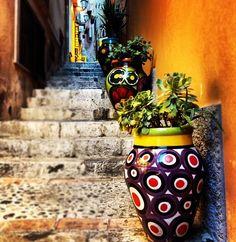 Taormina, Sicily  Summer 2012