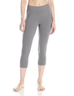 e8b5daa15f27a LOLE Womens Lively Capris Medium Oyster  gt  gt  gt  Want to know more