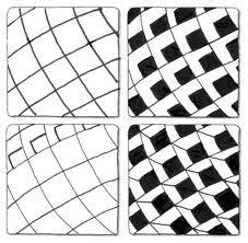 zentangle tutorial - Google zoeken