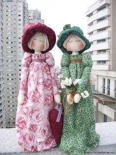 Текстильные игрушки Marlise C. Lima из Бразилии. Обсуждение на LiveInternet - Российский Сервис Онлайн-Дневников
