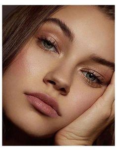 Natural Makeup Tips, Eye Makeup Tips, Makeup Trends, Makeup Inspo, Makeup Inspiration, Makeup Ideas, Beauty Trends, Natural Makeup For Teens, Beauty Tips