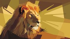 Free Masai Lion, Big Cats, Vector Graphics, Illustration Wallpaper, Background and Image Lion Wallpaper, Marvel Wallpaper, Mobile Wallpaper, Abstract Animals, Abstract Art, Vector Graphics, Vector Art, 4k Ultra Hd Wallpapers, Desktop Wallpapers