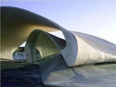 Bus station. Casar de Cáceres. Justo García Rubio #arquitecturaextremadura