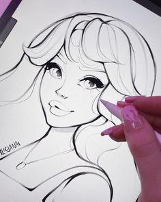 Face Drawing Reference, Art Reference, Chalk Drawings, Art Drawings Sketches, Art Corner, Digital Art Tutorial, Adventure Time Art, Cyberpunk Art, Portrait Art