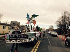 Participating in the Sparks Hometown Christmas Parade