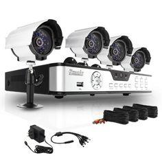 ZMODO 8 CH CCTV Surveillance DVR Outdoor Camera System 500GB Sale - http://mydailypromo.com/zmodo-8-ch-cctv-surveillance-dvr-outdoor-camera-system-500gb-sale.html