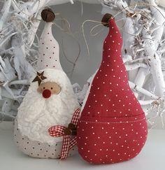 weihnachtsdeko nikolaus landhaus weihnachten geldgeschenk ein designerst ck von feinerlei. Black Bedroom Furniture Sets. Home Design Ideas
