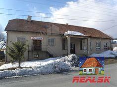 Fotka #1: Bývalá škola Raticov Vrch