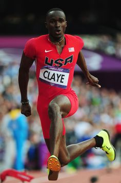 Learn practical tips for triple jump technique from Olympic silver medalist Will Claye, who also offers advice for coaches and young jumpers. Jumping Poses, Triple Jump, Long Jumpers, Pole Vault, Knee Up, Best Positions, High Jump, Try Harder, How To Run Faster