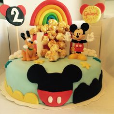 Le petit monde de Mickey