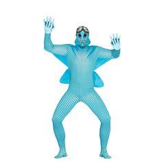 Disfraz de Hombre Pez Adulto #carnaval #novedades2016