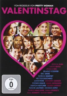 #Valentinstag: Der #Film auf Amazon.de: Jessica Alba, Kathy Bates, Julia Roberts, Bradley Cooper, Eric Dane, Patrick Dempsey, Ashton Kutcher, Jamie Foxx, J... http://www.amazon.de/Valentinstag-Jessica-Alba/dp/B0035WTJ3E